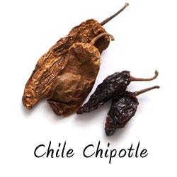 Chile chipotle