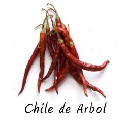 Chile de arbol